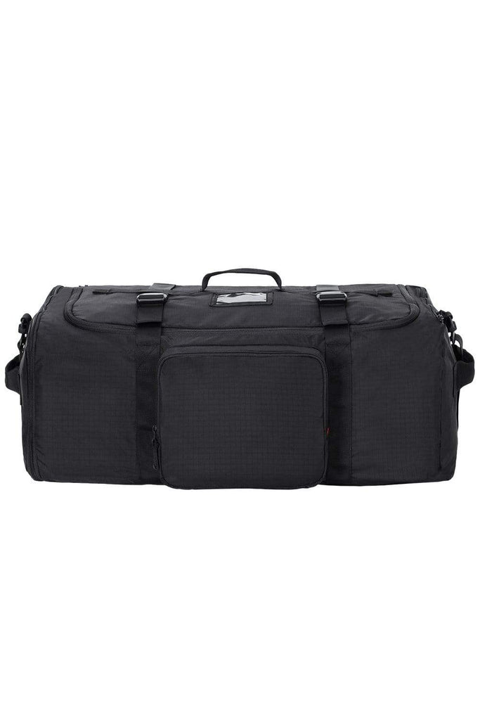 MIER Expandable Cargo Duffel Bag Foldable Lightweight Sports Equipment Bag Duffel bag/ Gym bag 90L MIER