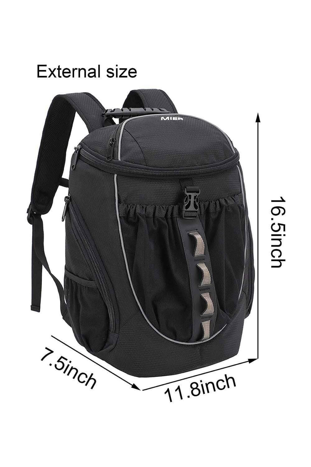 Leakproof Backpack with Cooler Compartment
