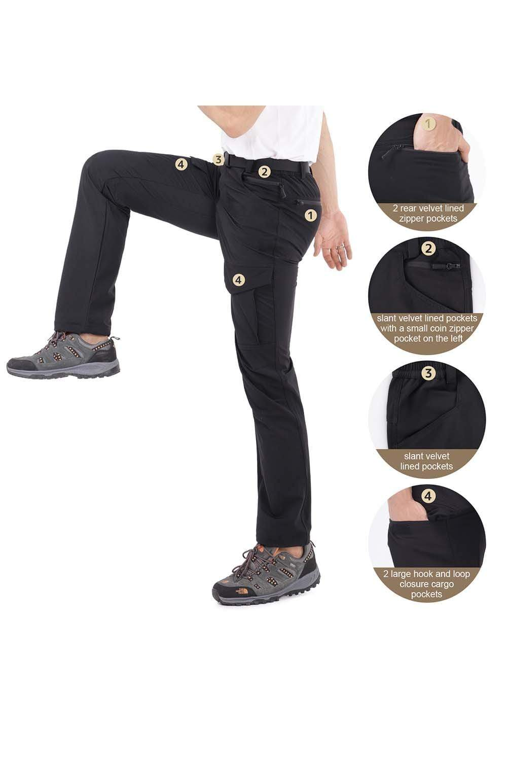 Travel Cargo Pants