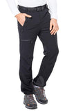 MIER Men's Nylon Outdoor Cargo Pants Water Resistant Stretch Hiking Pants with Large Zipper Pockets Men's pants MIER
