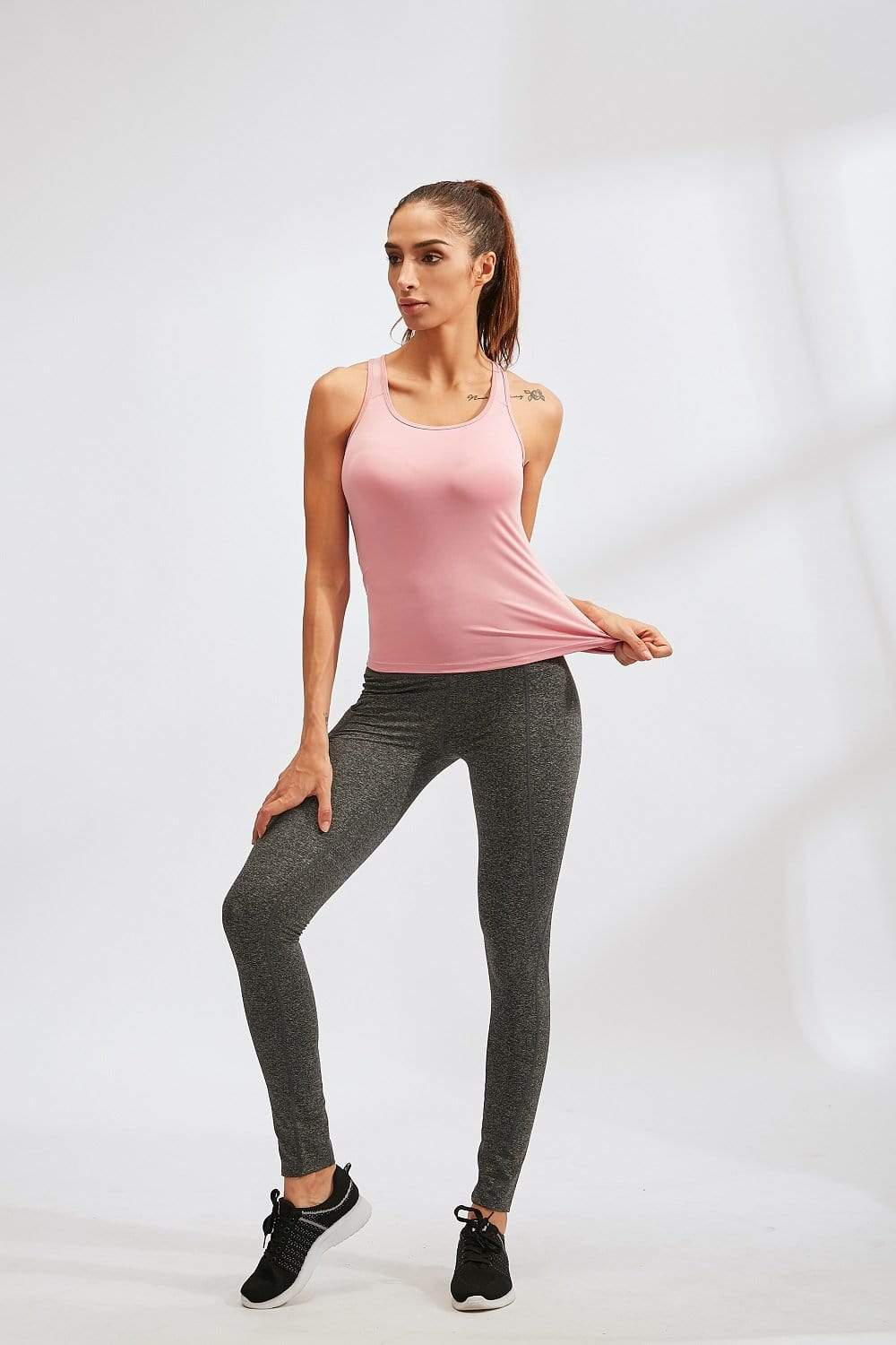 Women's Yoga Sexy Tight-fitting Vest