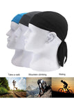 Moisture Wicking Cycling Head Wraps Cycling Cap MIER