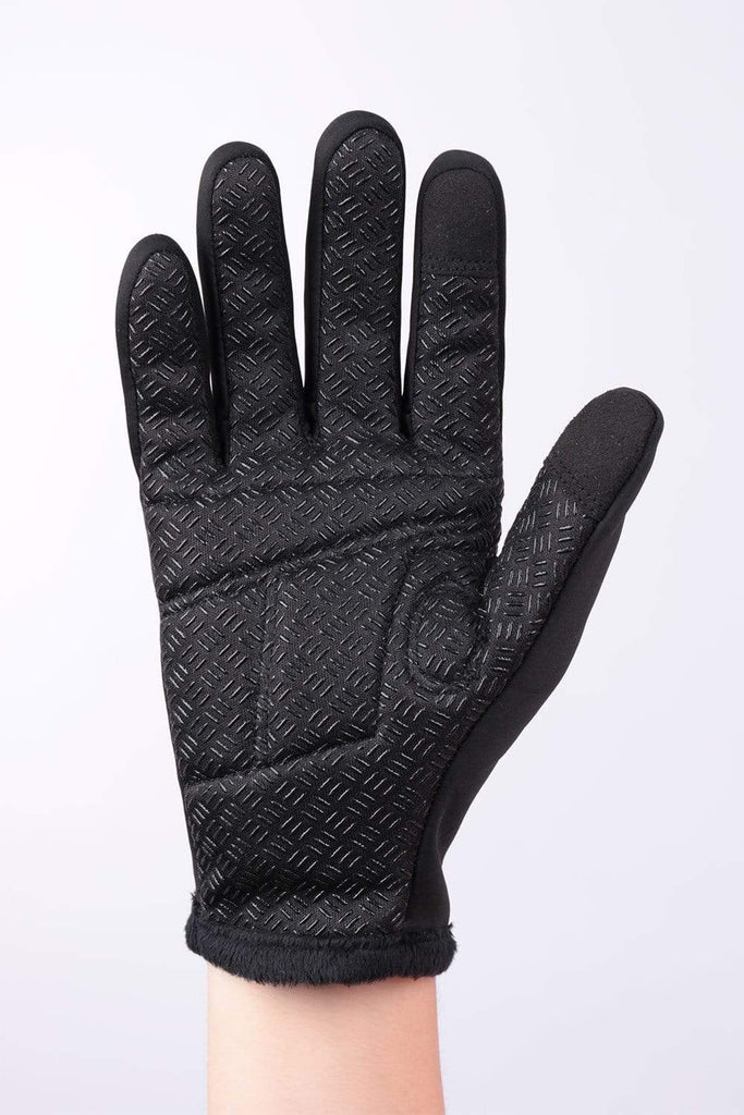 Winter Gloves Touch Screen Gloves Winter Warm Gloves for Hiking, Running, Cycling Gloves Black / Medium MIER