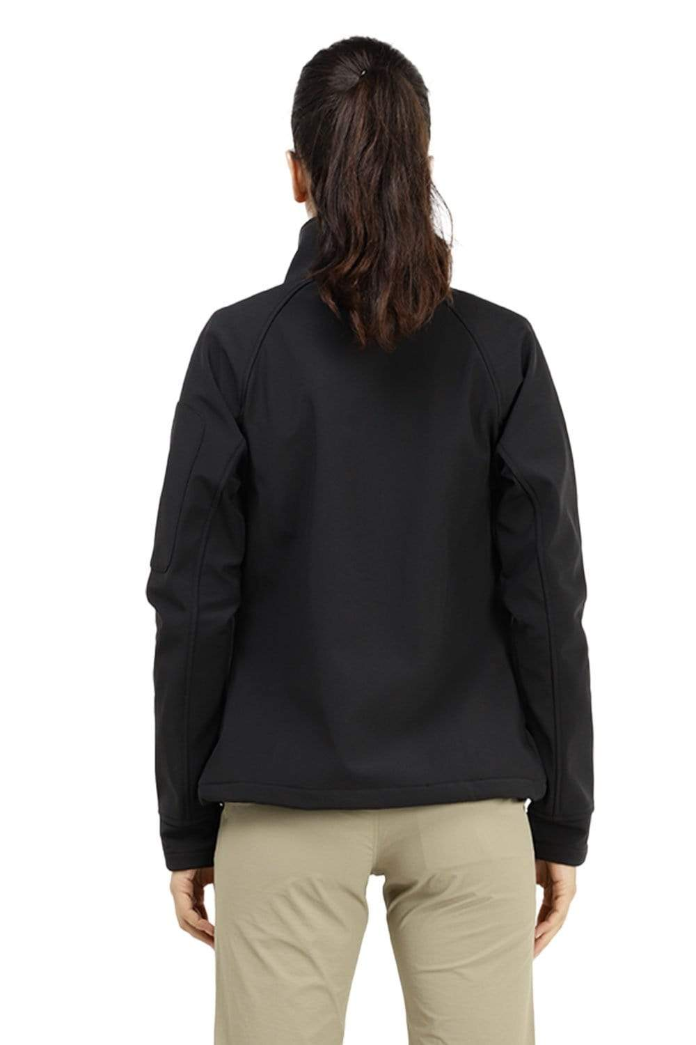 Women's Outdoor Softshell Full Zip Jacket Softshell jacket MIER
