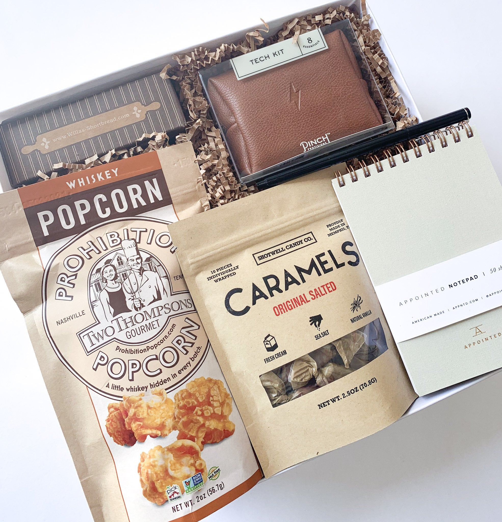 work from home gift box