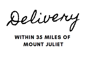 Delivery - Luxe & Whimsy
