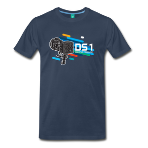 DS1 Men's Premium T-Shirt - navy