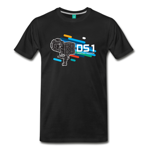 DS1 Men's Premium T-Shirt - black