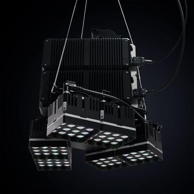DS3 Spacelight System (6 modules) Wireless (Art-Net) US