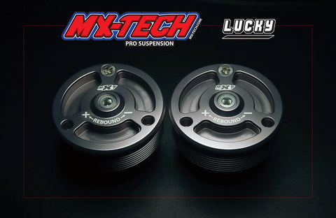 MX-Tech Lucky Cartridge System - For SHOWA 49 TC FORKS (CRF250/450, RMZ450)