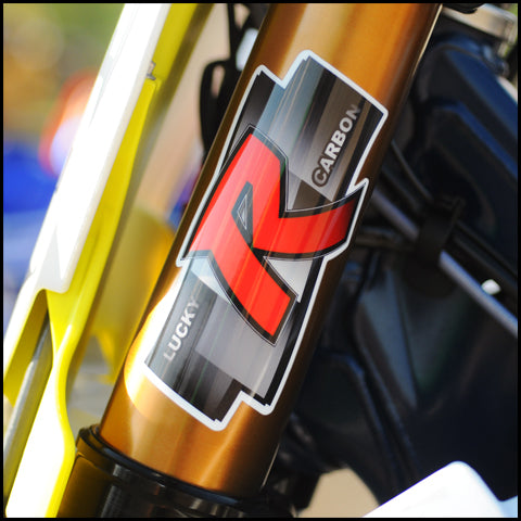 MXT LUCKY CARBON FOR 49 SHOWA CRF