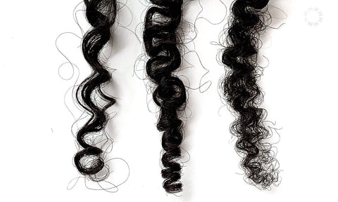 Curls Collection textures by Melanj Hair