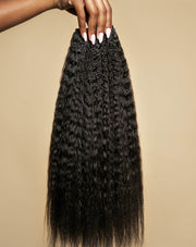 Loose Kinky Straight Wefts