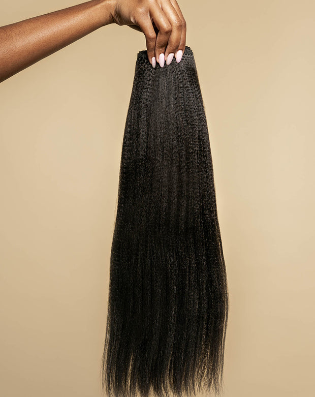 Silk Press Straight Wefts