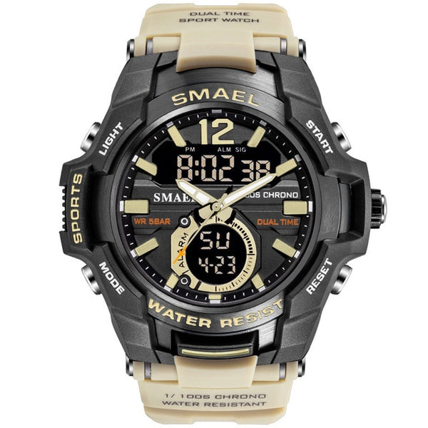 SMAEL Military Army watch