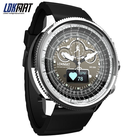 NEW LOKMAT Sport Smart Watch