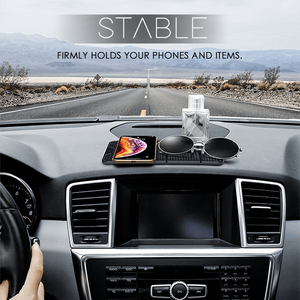 Foldable Non-slip Car Phone Holder