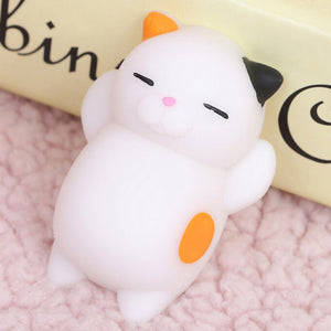 SQUISHY CAT SQUEEZER