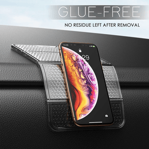 Foldable Non-slip Car Phone Holder - GenieMania Fr