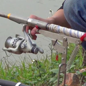 Fishing Assistant Rod Holder
