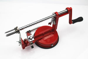 Apple Peeler with Vacuum Base - GenieMania Fr