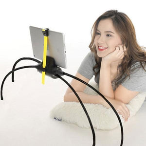 TABLET STAND FOR THE BED, SOFA, OR ANY UNEVEN SURFACE - GenieMania Fr
