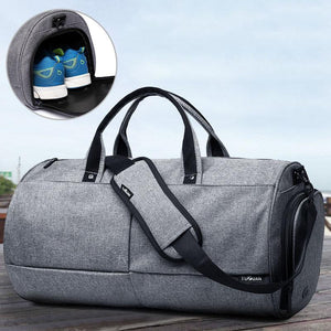 ANTI-THEFT WATERPROOF CASUAL DUFFEL BAG [2 VARIANTS]
