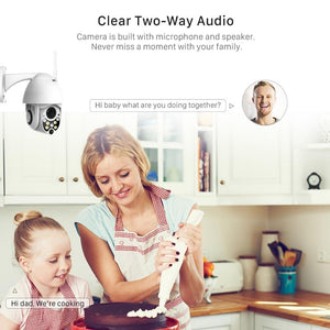 DigiEye - OUTDOOR WIFI CAMERA - GenieMania Fr