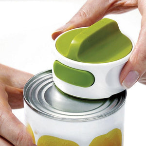 Stainless Steel Can Opener Manual Rotation