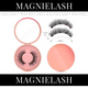 MAGNIELASH KIT™ Natural Magnetic Eyelashes - GenieMania Fr