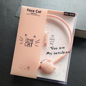 Cute Cat Headphones