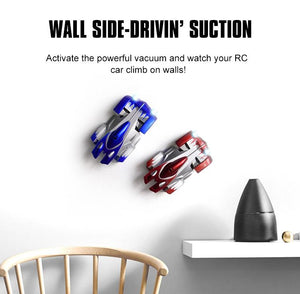 Wall Climbing RC Car - GenieMania Fr