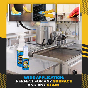 Household Degreasing Cleaner - GenieMania Fr