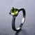 August Birthstone Ring - GenieMania Fr