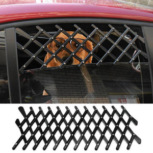 Pet Travel Car Window Mesh - GenieMania Fr
