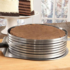 Baking Goods Cake Slicer - GenieMania Fr