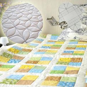 DIY Patchwork Maker Kit - GenieMania Fr