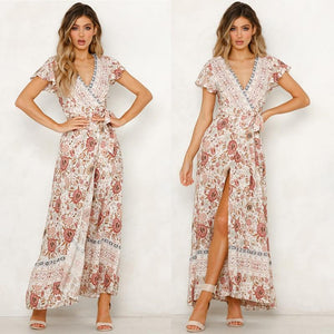 Camilla® Boho long sleeve dress - GenieMania Fr