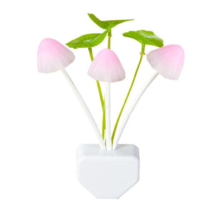 Lucky Mushroom Night Light - GenieMania Fr