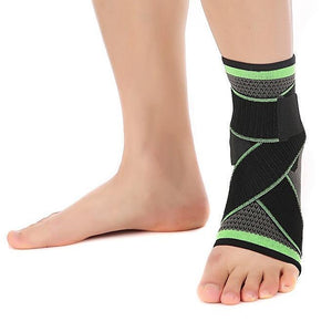 Ankle Brace Compression Support Sock - GenieMania Fr