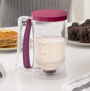 Handheld Batter Dispenser - GenieMania Fr