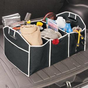 Car Trunk Organizer - GenieMania Fr