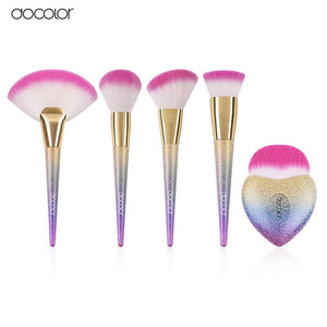Unique Rainbow Brushes
