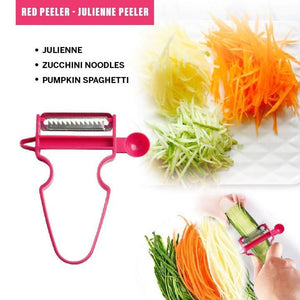 Pelio™ Creative Multi-Functional Peeler(Set of 3) - GenieMania Fr