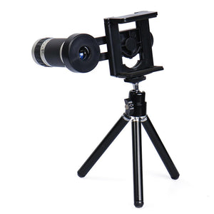 Mobile Phone Lens 8X Zoom Telescope - GenieMania Fr