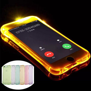 LED CASES FOR IPHONE 5 5S 6 6S PLUS (LIMITED EDITION) - GenieMania Fr