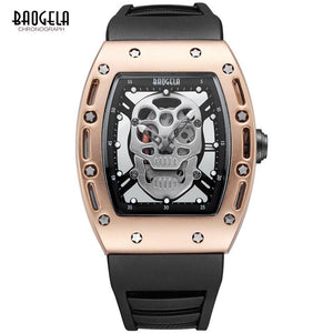 Skull Waterproof Watch