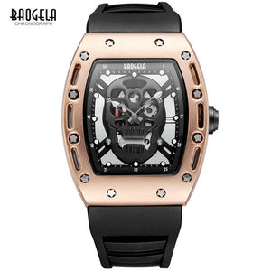 Skull Waterproof Watch - GenieMania Fr