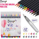 Watercolor Brush Pens - 12 Piece Set (Free Shipping)