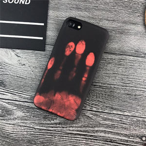 Matte Thermal Sensor Phone Case